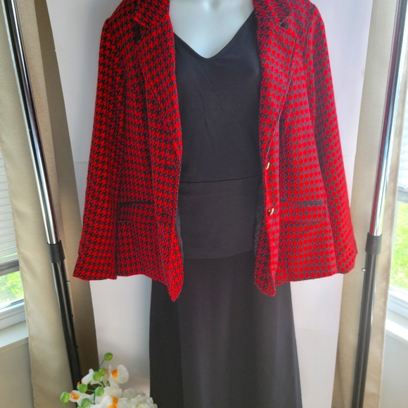 🔥SOLD🔥JOAN RIVERS classics collection riding blazer